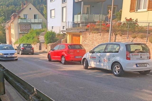 Regelung gegen Parkchaos