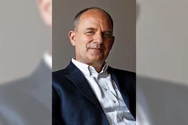 Schlaudt bleibt Geschäftsführer des Klinikums