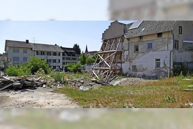Wohnungsbau am Adlerkreisel kann beginnen