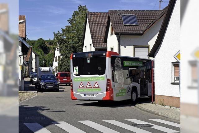 Räte in Freiburg-Waltershofen sorgen sich um gefährliche Einmündung