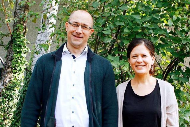 Das Pfarrer-Ehepaar Waldmann verlässt Lahr
