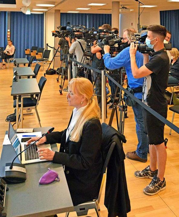 Christiane Steiert hat als Nebenklagev...ne junge Frau im Verfahren  vertreten.    Foto: Michael Bamberger