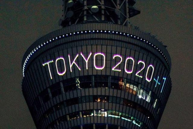 Olympische Spiele notfalls ohne Zuschauer
