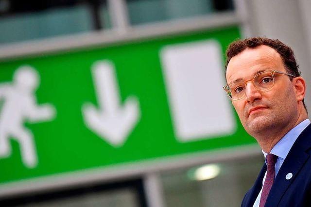 Vorstoß für Jens Spahn als CDU-Chef