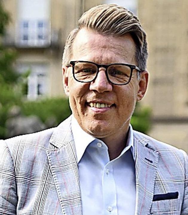 Der neue KSC-Präsident? Axel Kahn  | Foto: Uli Deck (dpa)