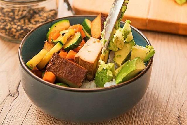 Vegetarier und Veganer
