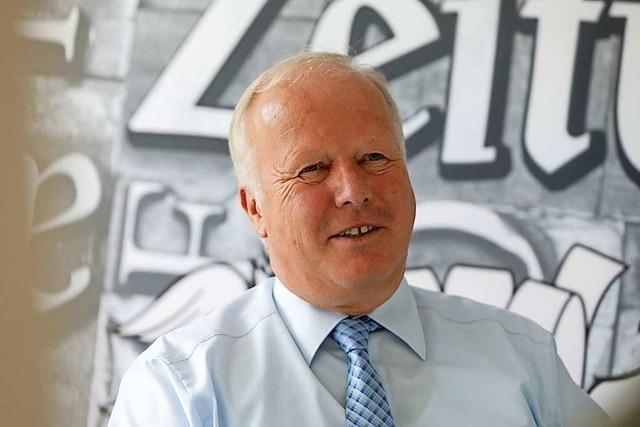 Der Bundestagsabgeordnete Peter Weiß spricht über den Abschied und seine Nachfolge