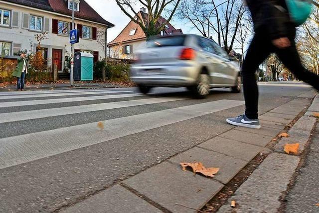 Autofahrer übersieht 11-Jährigen auf Zebrastreifen in Lörrach