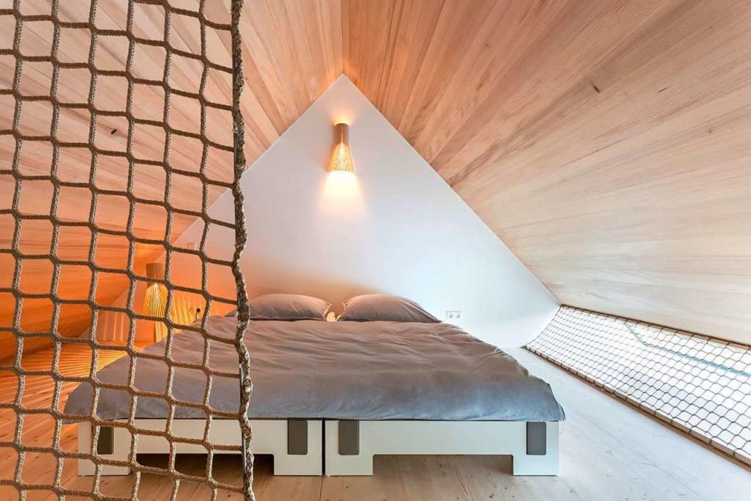 So sieht es in dem Weißtannen-Schindelhaus in Oberried-Hofsgrund aus.  | Foto: Rene Lamb Fotodesign GmbH
