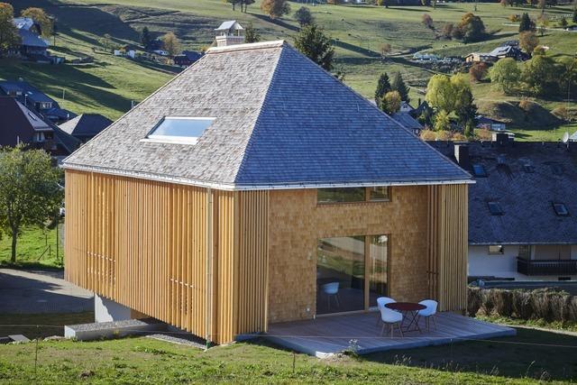 Schwarzwald-Architektur mit modernen Elementen – wie geht das?