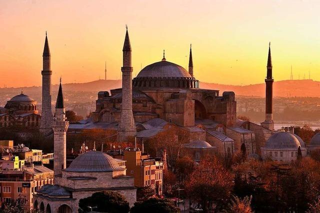 Was ist die Hagia Sophia?