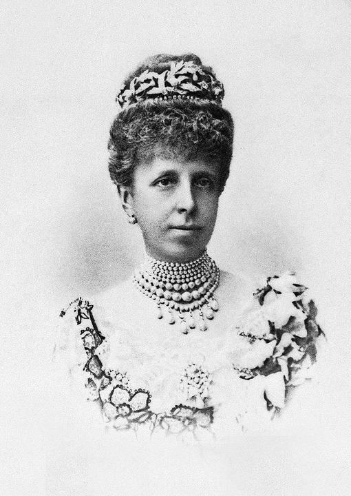 Maria Christina von Österreich(1858&#8... jetzigen Spanischen Königs Felipe VI.  | Foto: Privat