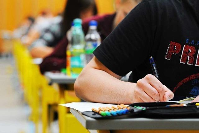 129 Real- und Hauptschulabschlussprüfungen sind bestanden