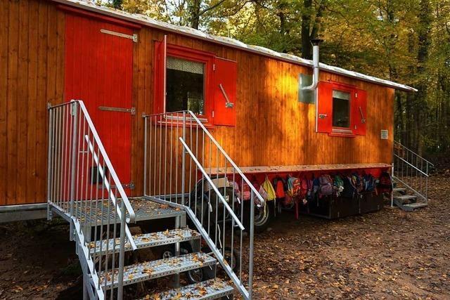 Breisach erhält vier neue Naturkindergärten