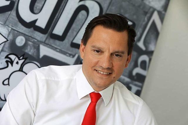 Der Bundestagsabgeordnete Johannes Fechner spricht über Tempo 30 im Tal und die Kanzlerfrage