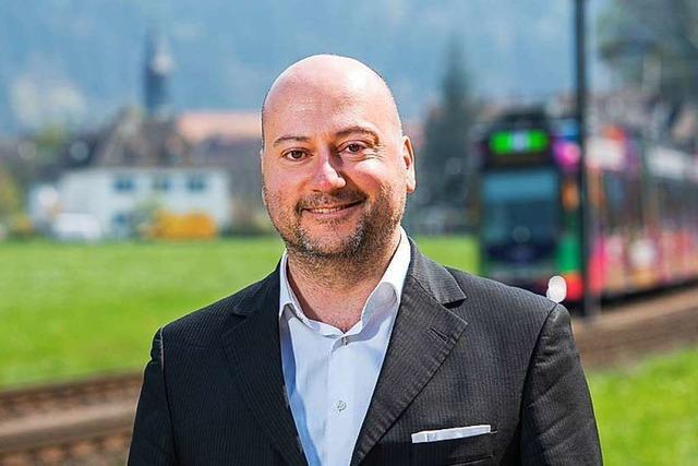 Auch Arndt Michael will für die CDU Freiburg in den Landtag