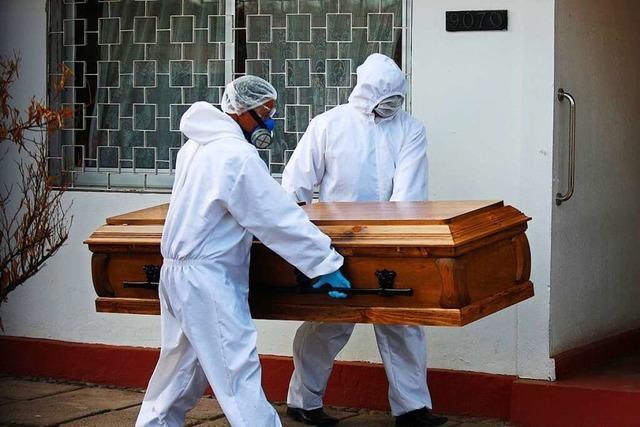Frauen infizieren sich häufiger mit Corona – Männer sterben häufiger daran