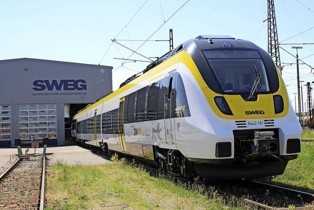 Land wird keine anderen Züge für Elztalbahn liefern