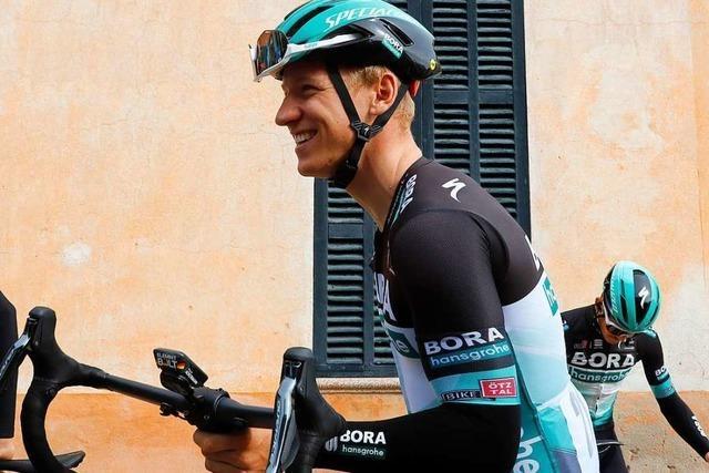 Das neue Leben in der Blase: Es werden wieder Radrennen gefahren
