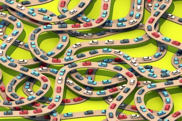 Verkehrsexperte über Staus aus dem Nichts: