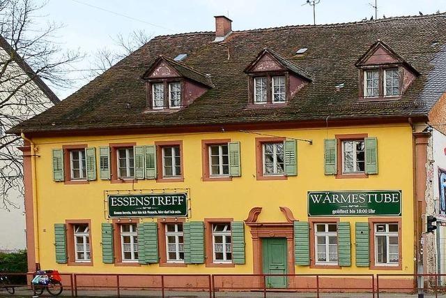 Zoff beim Essenstreff in Freiburg: Stadt will vermitteln