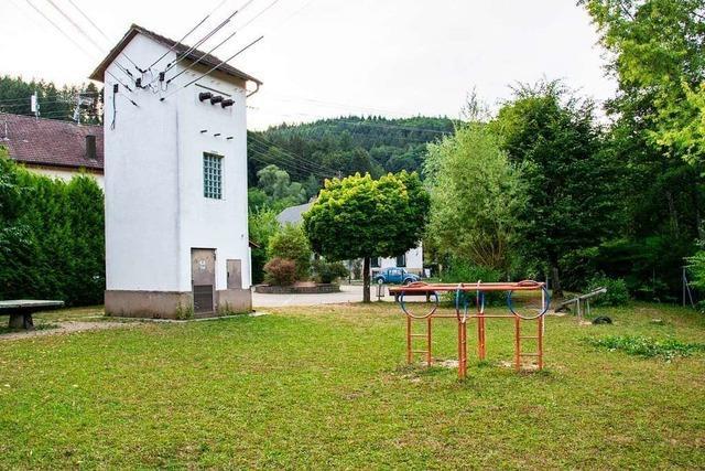 Architekt stellt Bürgern die Planung fürs Dorfgemeinschaftshaus vor