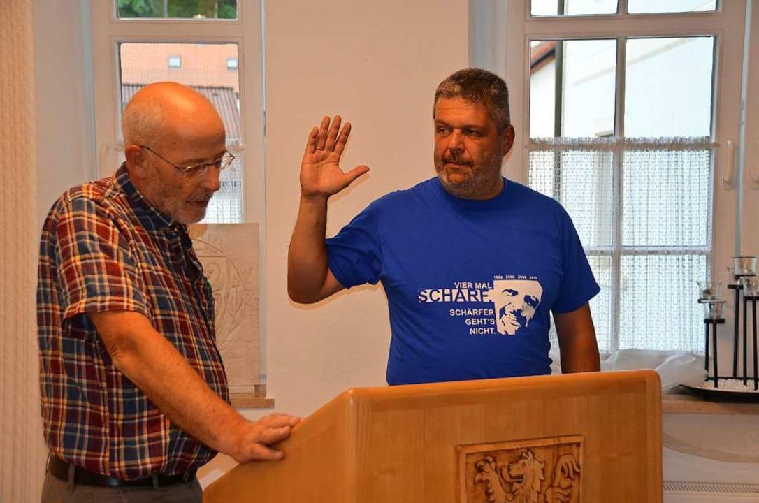 Seit vielen Jahren engagiert sich Fran...ine vierte Amtszeit im September 2016.  | Foto: Juliane Kühnemund