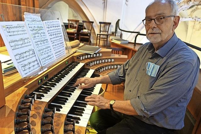 Klais-Orgel hat es Schoener angetan