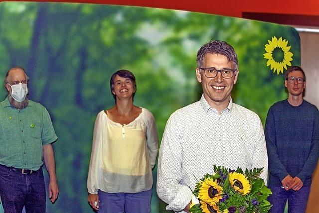 Grüne nominieren Bernd Mettenleiter aus Achern