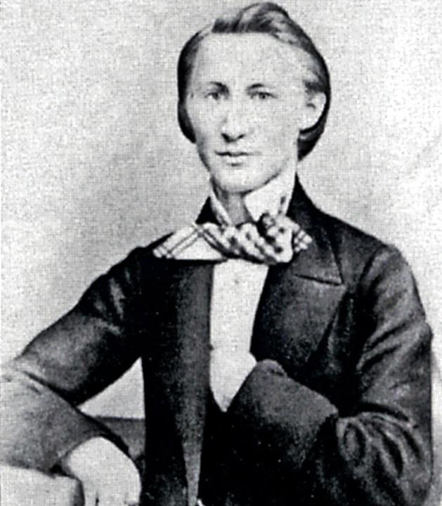 Starb 24-jährig 1858: Julius Reubke    Foto: Pro