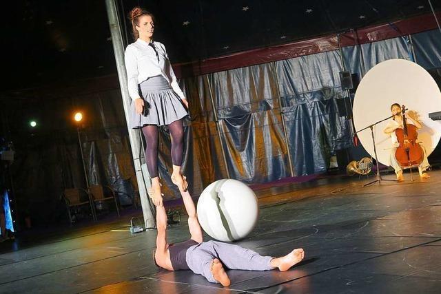 Cirque Intense beendet Zirkusjahr mit