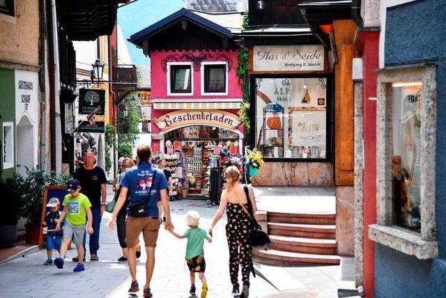 Mehr als 50 bestätigte Coronavirus-Neuinfektionen im Touristenort St. Wolfgang