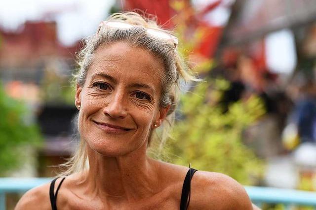 Moderatorin Katja Reichenstein stand wegen Corona vor dem Nichts