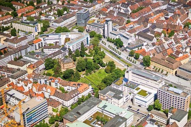Die Umgestaltung des Freiburger Colombiparks fällt der Pandemie zum Opfer