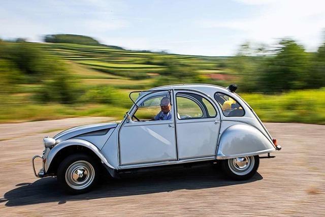Heute vor genau 30 Jahren lief der letzte Citroën 2CV vom Band