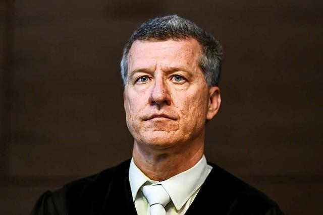 Gesicht der Woche: Stefan Bürgelin, Vorsitzender Richter im Hans-Bunte-Fall