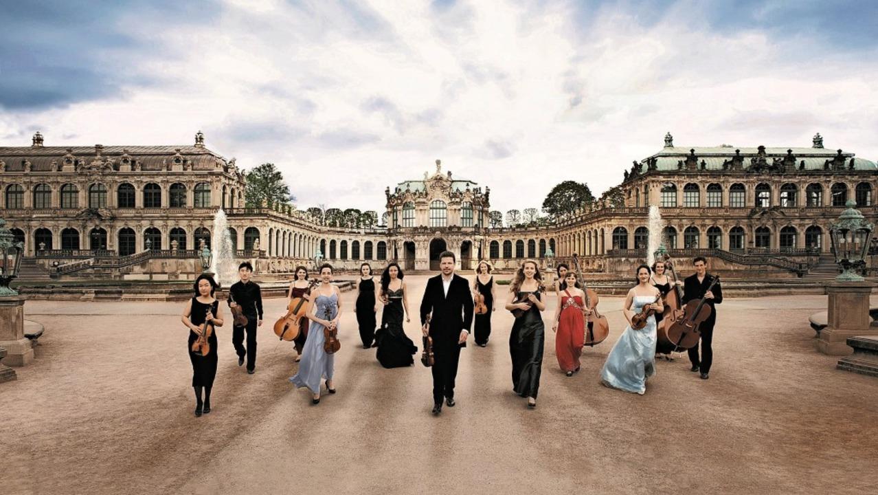 Geschichtsträchtige Konzertkulisse: der Dresdner Zwinger  | Foto: Monika Lawrenz