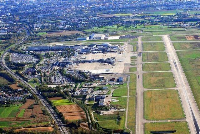 63-Jähriger aus Zell nach Flugzeugunfall am Euroairport gestorben