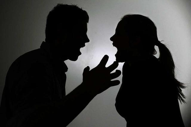 Was wird in Kursen bei häuslicher Gewalt genau gemacht?