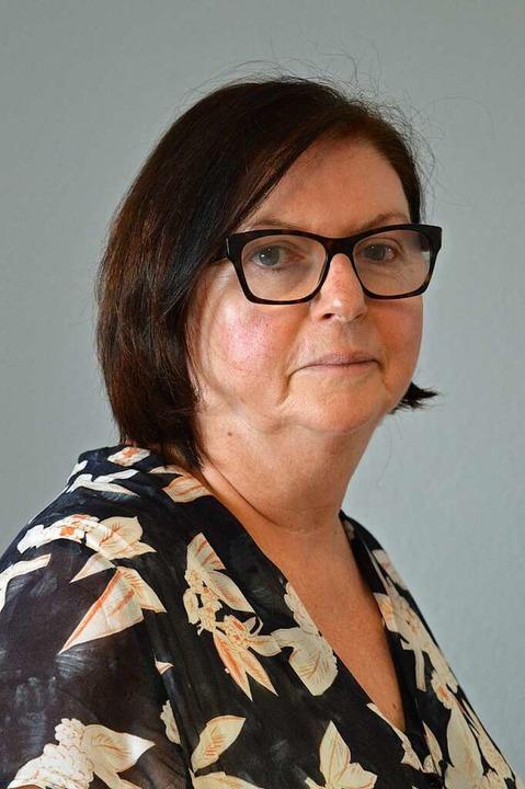 Angelika Roth von der Sozialen Rechtspflege Lahr  | Foto: Lena Marie Jörger