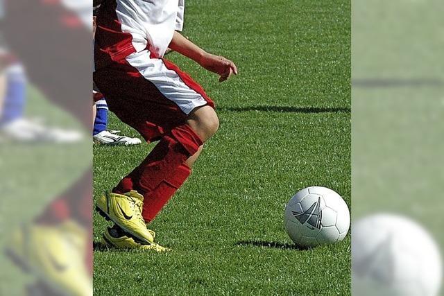 Blau-weiße Fußballjugend erfolgreich