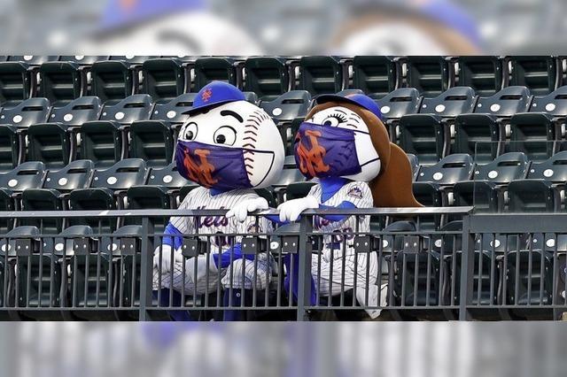 Baseballliga MLB ohne Zuschauer gestartet