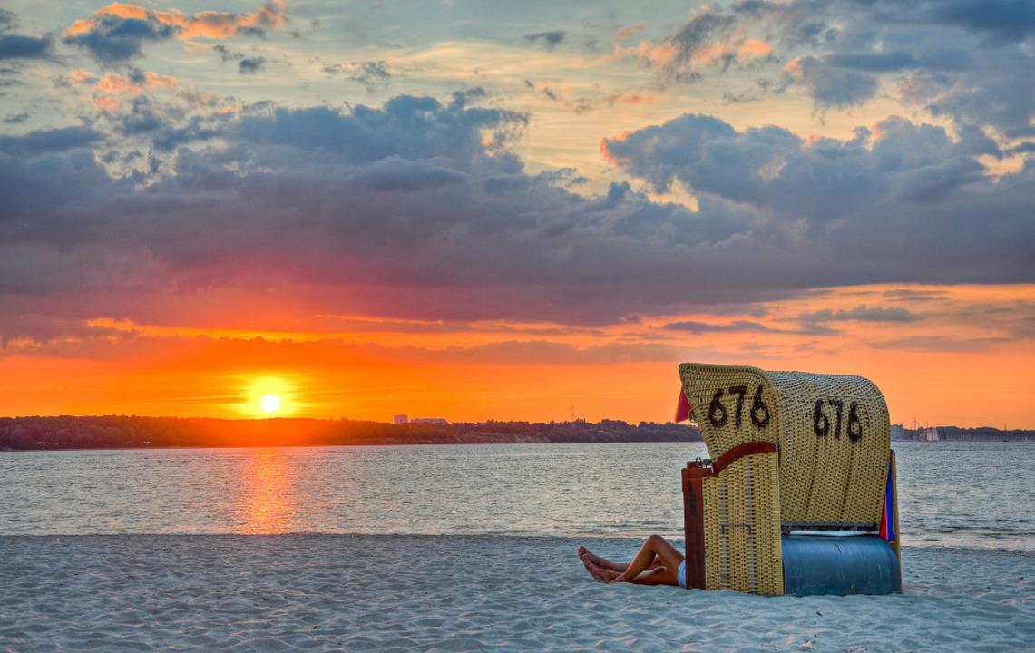 Einfach da sein, im Hier und Jetzt, oh...n das gelingt, tritt oft Erholung ein.  | Foto: Marco2811 - stock.adobe.com