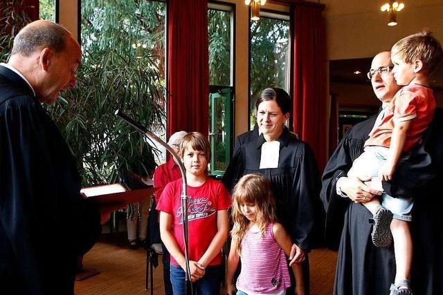 Vier Pfarrer sind am Wochenende verabschiedet worden