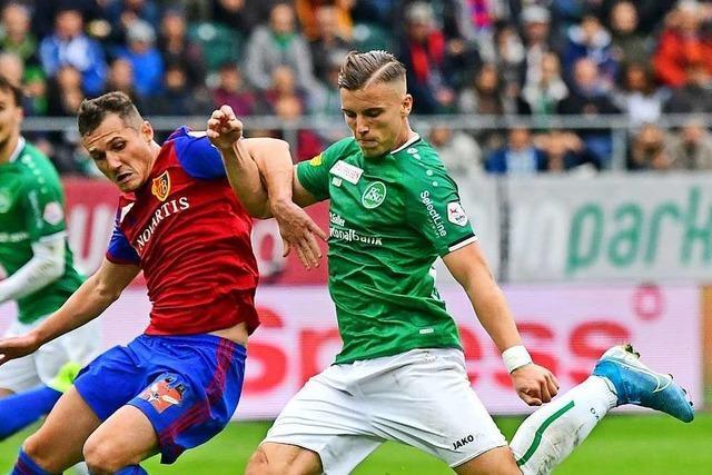 Stürmer Ermedin Demirovic wechselt zum SC Freiburg