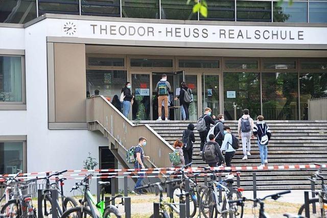 137 Schüler verlassen die Theodor-Heuss-Realschule in Lörrach