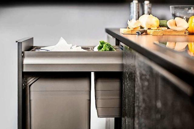 Was für ein Müll - Tipps für die Abfallorganisation in der Küche