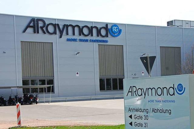 ARaymond kürzt Arbeitszeit von 40 auf 35 Stunden pro Woche