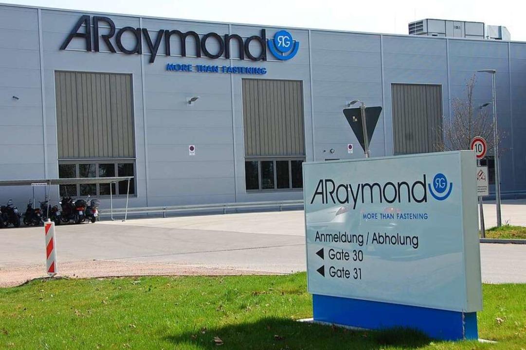ARaymond leidet unter der Corona-Krise...un drastische Sparmaßnahmen ergriffen.  | Foto: Herbert Frey