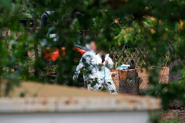 Polizei durchsucht Kleingarten bei Hannover im Fall Maddie McCann